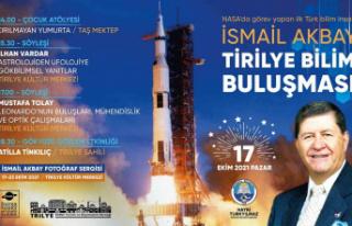 İsmail Akbay adına Tirilye'de bilim buluşması