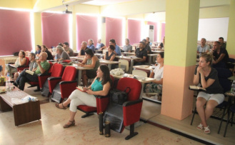Balıkesir Üniversitesi'nde zeytincilik kursu