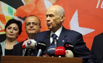 """Bahçeli'den Kılıçdaroğlu'na sert tepki: """"Kılıçdaroğlu,teröristlerin kimler olduğunu  tanımakta zorluk çekiyor"""""""