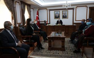 Türkiye'de 60 milyonuncu yeni kimlik kartı sahibi Kırşehir'den