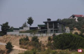 CHP'li başkanın kaçak olduğu iddia edilen villasına inceleme