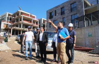 Bodrum'da yıkılan kaçak yapılar teker teker incelendi