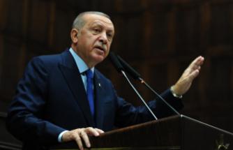 """Cumhurbaşkanı Erdoğan: """"Azdan az çoktan çok gider"""""""
