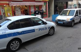 Bursa'daki süpermarket vuguncusu yakalandı