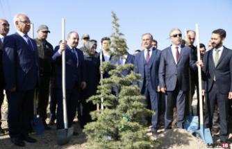 """Bakan Varank sert konuştu: """"Gezi parkında 3 ağaç için sokağa dökülenler nerede?"""""""
