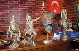 Mustafakemalpaşa'da tarihe yolculuk