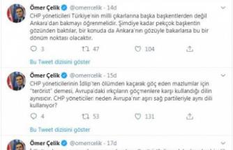 AK Parti'li Çelik: CHP neden Avrupa'nın aşırı sağ partileriyle aynı dili kullanıyor?