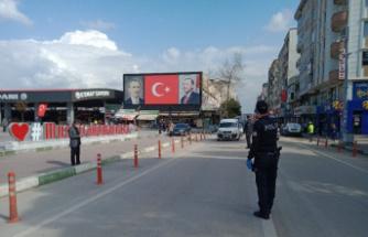 Mustafakemalpaşa'da emniyet tedbirleri artırdı