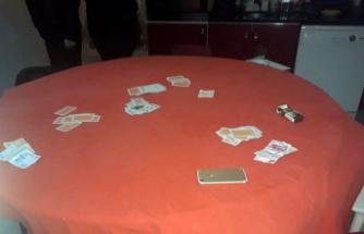 Evin mutfağında kumar oynarken yakalandılar, 43 bin 204 lira ceza yediler