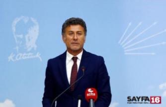 CHP Genel Başkan Yardımcısı Bursa Milletvekili Orhan Sarıbal: