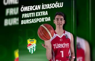 Frutti Extra Bursaspor, Anadolu Efes'in genç yeteneğini kiraladı