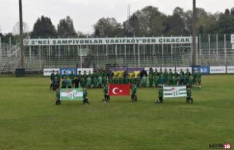 Bursaspor Kulübü'nün gençleri 29 Ekim Cumhuriyet Bayramı'nı kutladı