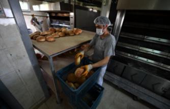 Her gün 6 bin ekmek ihtiyaç sahibine dağıtılıyor