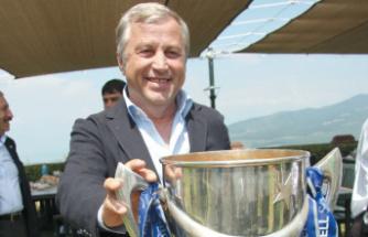 Bursaspor Kulübü, efsane Başkanı İbrahim Yazıcı'yı unutmadı