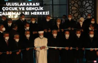 """Cumhurbaşkanı Erdoğan: """"Bu etkinliklerle birlikte inanıyorum ki İpekyolu çok farklı ses getirecek"""""""