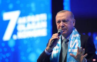 """Cumhurbaşkanı Erdoğan: """"Salı günü İnsan Hakları Eylem Planı'nı milletimizle paylaşacağız"""""""