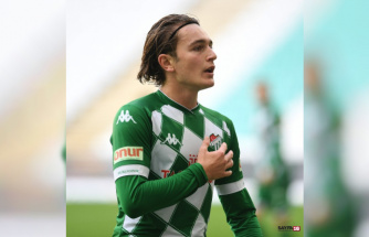 """Ali Akman: """"Bursaspor forması için sahada terimin son damlasına kadar savaştım"""""""