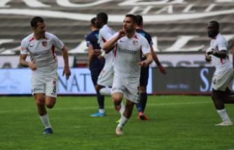 Süper Lig: Gaziantep FK: 2 - Kasımpaşa: 2 (Maç Sonucu)