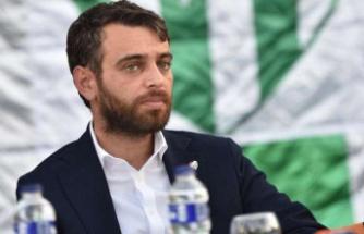 """Bursaspor 2. Başkanı Emin Adanur: """"Bursaspor'dan taraf olun, ekmek yediğiniz yere ihanet etmeyin"""""""
