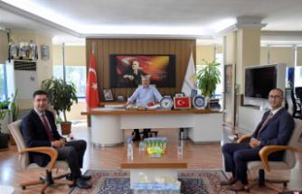 Başkan Özkan'dan enerji yatırımlarına destek
