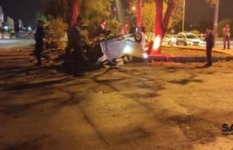 Özel harekat polisi trafik kazasında hayatını kaybetti