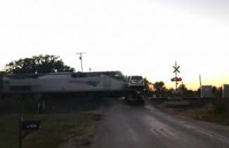 Oklahoma'da meydana gelen inanılmaz kaza!
