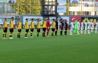 TFF 1. Lig: İstanbulspor: 0 - Akhisarspor: 1