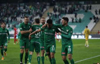 Bursaspor'un Balıkesirspor'e karşı büyük üstünlüğü bulunuyor