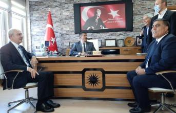 CHP Genel Başkanı Kemal Kılıçdaroğlu Kars'ta