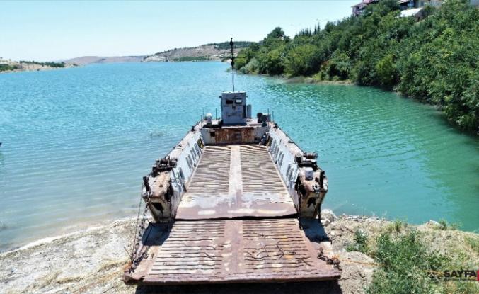 Kıbrıs Barış Harekatı'nda görev almıştı artık turizme hizmet edecek