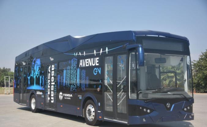 Elektrikli otobüsler Türkiye'de ilk kez Samsun'da: Bakan Varank hizmete sunacak
