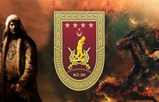 Türk Kara Kuvvetleri 2228 yaşında
