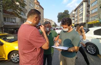 Bursa'da koronavirüs ablukası
