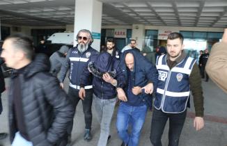 Bursa İstanbul ve Edirne'de VİP operasyonu