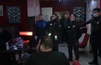 Gece kulübüne operasyon: 30 gözaltı